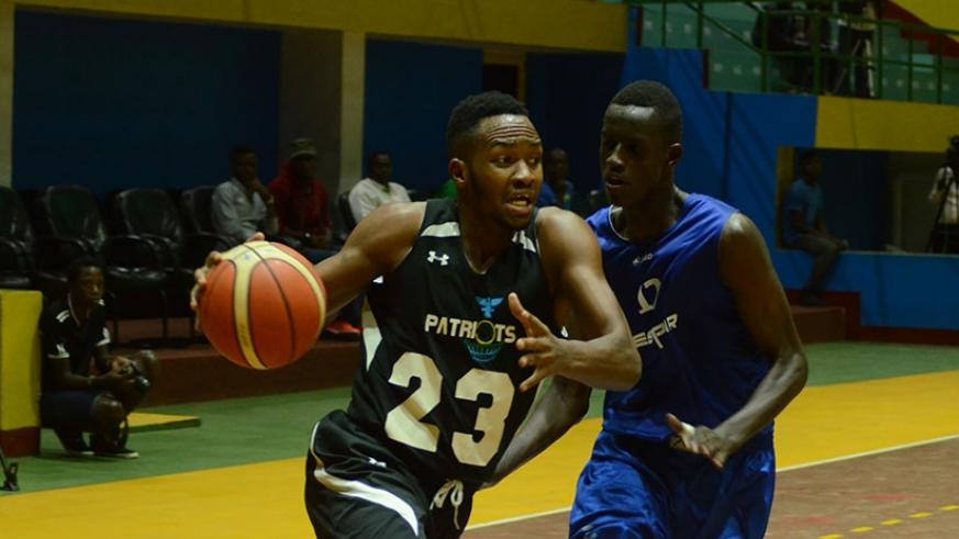 Defending champions Patriots are unbeaten and will be targeting to make it four wins in a row against struggling 30-Plus on Friday evening. S. Ngendahimana