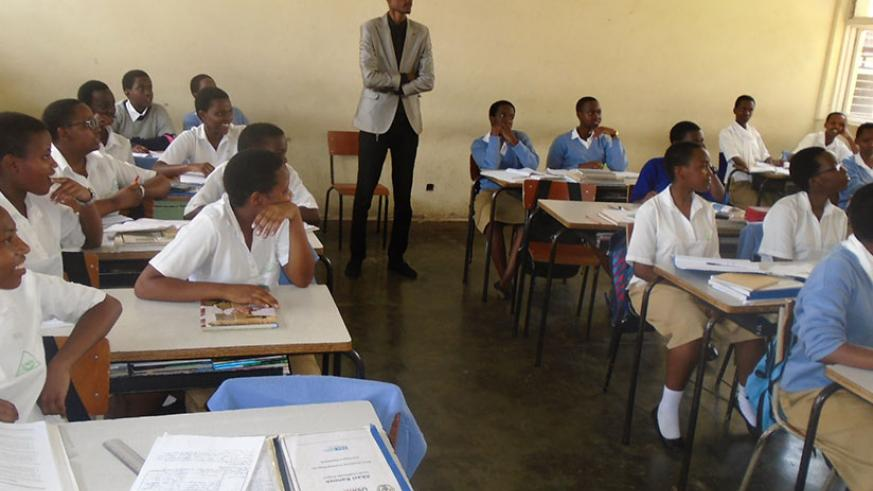 Knowing your students well as a teacher keeps them motivated to learn / Lydia Atieno