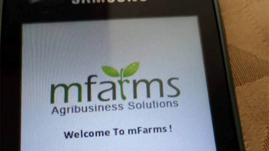 The MFarms platform will ease access to market information, like produce prices. / File