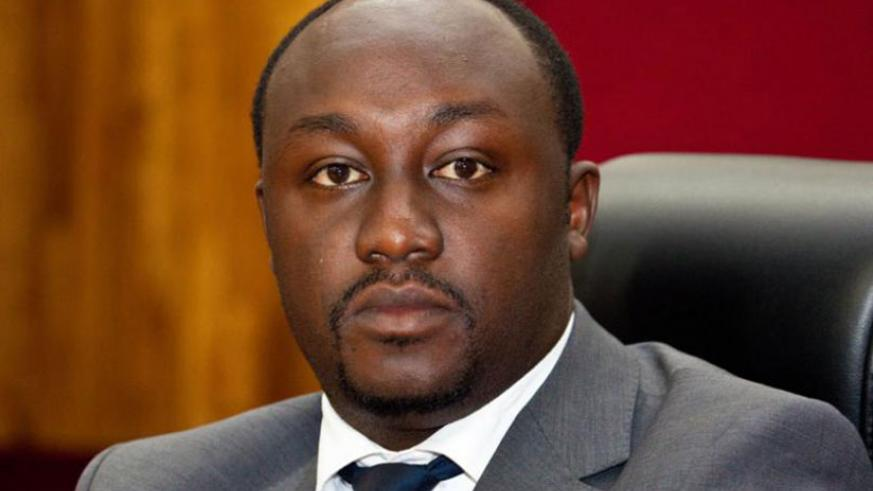 Former state minister in charge of mining, Evode Imena. (File)