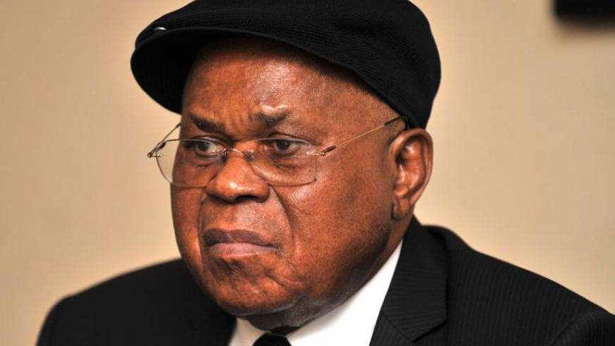 Late Congolese opposition leader Etienne Tshisekedi. / Internet photo