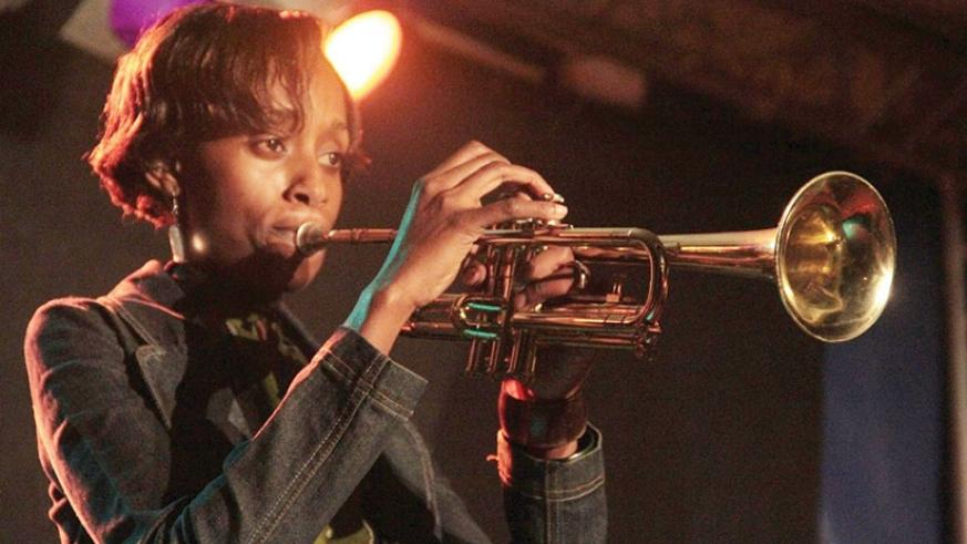 Kenyan instrumentalist, Christine Kamau has promised a sensational and memorable performance./File.