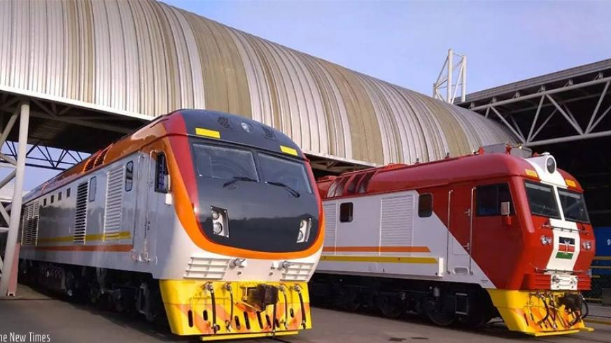 Kenya has already received the first consignment of its SGR trains. Net.