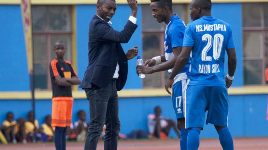 Rayon Sports are supposed to play against Malian side AS Onze Createurs in the second leg of the first round tie tomorrow at Amahoro National Stadium. / Sam Ngendahimana