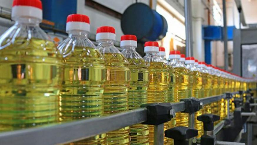 Edible oil products are some of the most traded goods among EAC partner states. File.