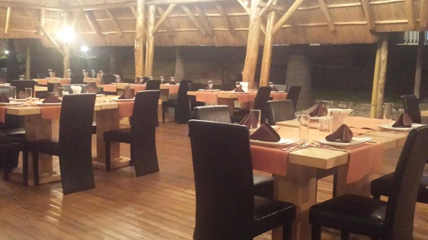 Zen Oriental Restaurant is located on KG 9, Nyarutarama and is open for lunch and dinner service. / Michael Bageine