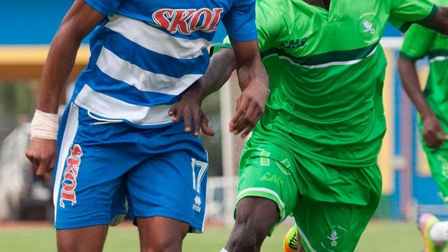 Fabrice Mugeni will pull the strings in Rayon Sports midfield as the Rwandan side aim to upset Nigeria's Rivers United on Sunday afternoon. S. Ngendahimana