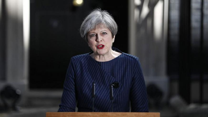 Theresa May has announced a snap general election will be held on June 8 in a shock revelation that stunned Westminster today. The PM said she needed a Brexit mandate that have her....