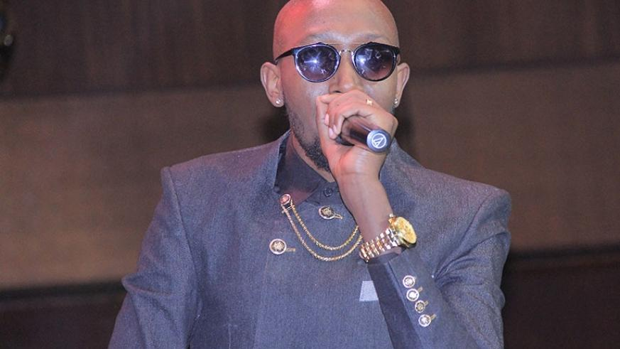 DJ Pius performing at a past event in Kampala. (Courtesy photos)