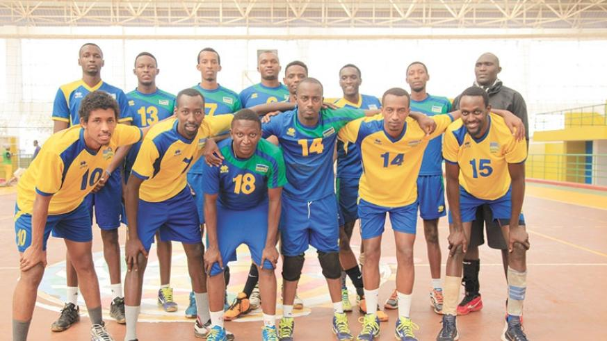 Rwanda booked their ticket after winning the second game against Uganda (3-1) in the FIVB Africa Zone Championships.  S. Ngendahimana