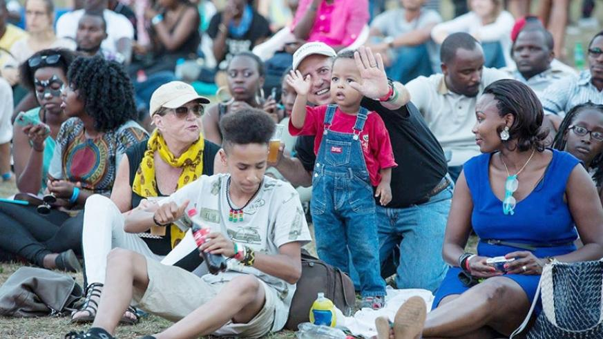 Festival organisers are promising exciting kids' activities and encourage parents to bring their children to enjoy the experience. Courtesy.