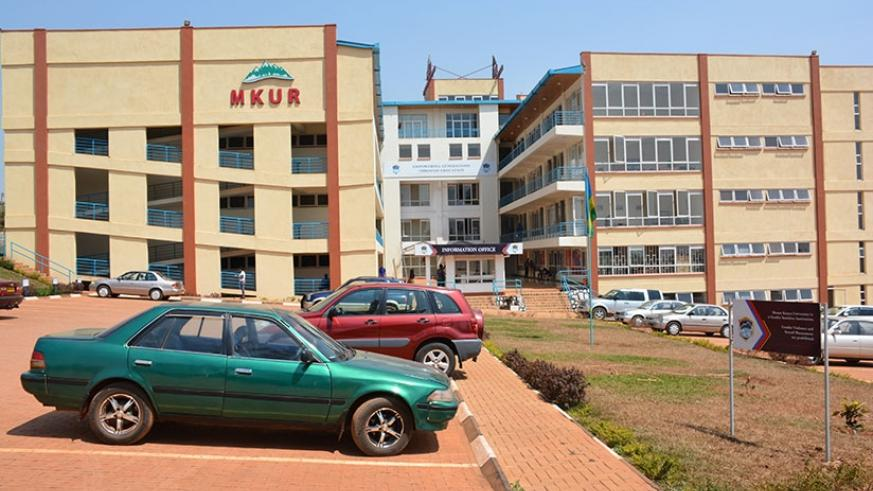 The new modern Mount Kenya University in Kicukiro District. / Courtesy photo.