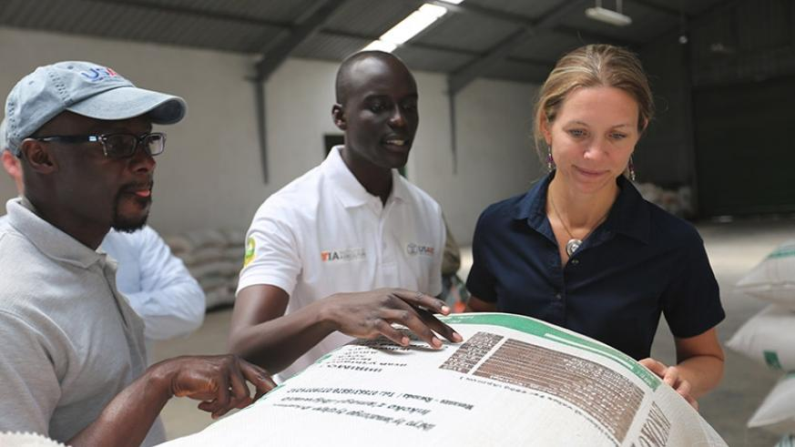 The project is a joint private-public partnership between USAID, the University of Tennessee Institute of Agriculture, and the Africa Sustainable Agriculture Project Foundation, th....