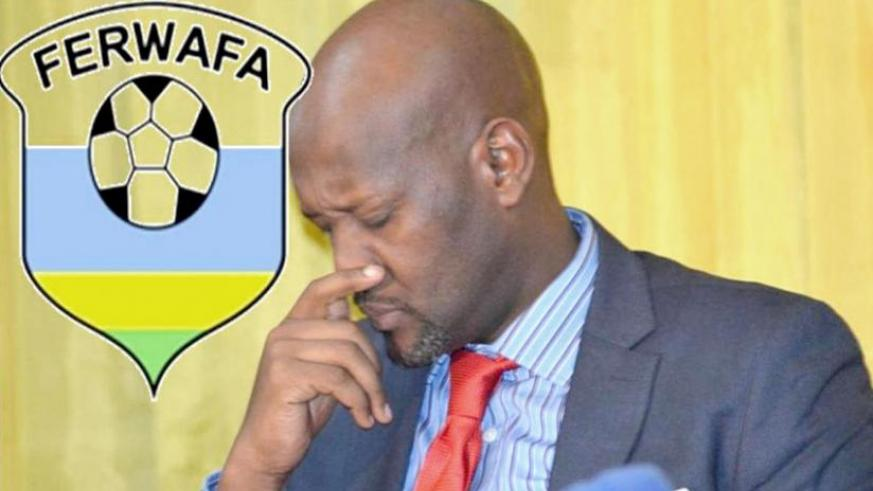 Nzamwita has been found to have compromised the election code for Ferwafa presidential election. / File