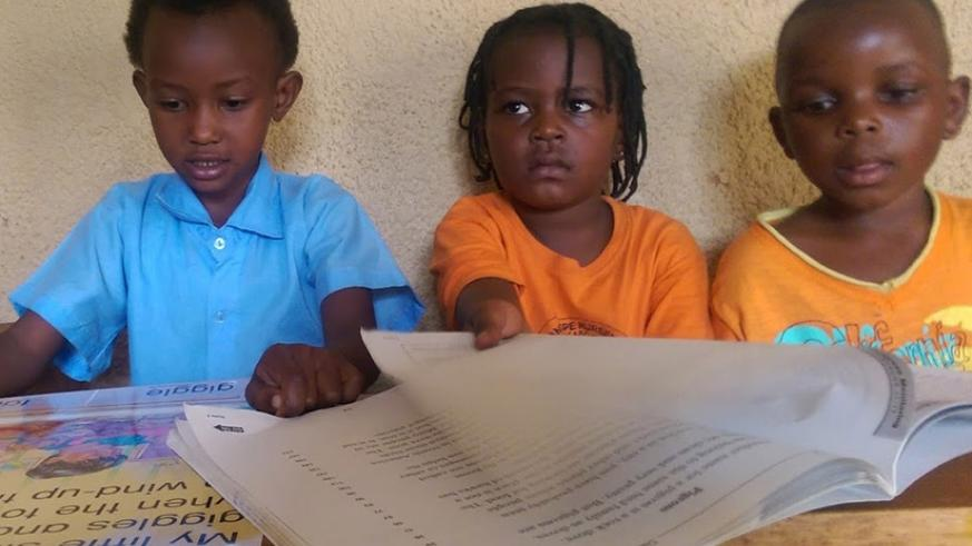 Learning becomes fun when done together. / Dennis Agaba