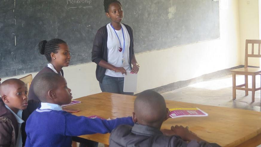 Giving learners the role of leadership is one way of motivating them to work hard (Lydia Atieno)