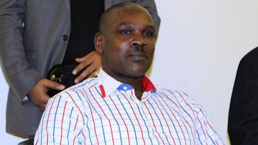 Ntaganzwa used Burundian refugees to hunt down and kill fleeing Tutsi in 1994, the Special Chamber of the International Crimes at the High Court heard during his trial yesterday. (File)