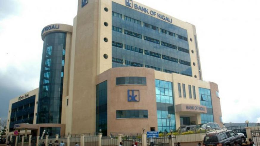 Bank of Kigali has benefited from post-Genocide stability and economic growth. (File)