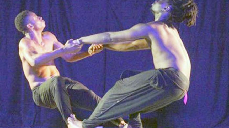 The festival uses workshops and stage acts to showcase contemporary dance as a tool for dialogue in East Africa. Courtesy.