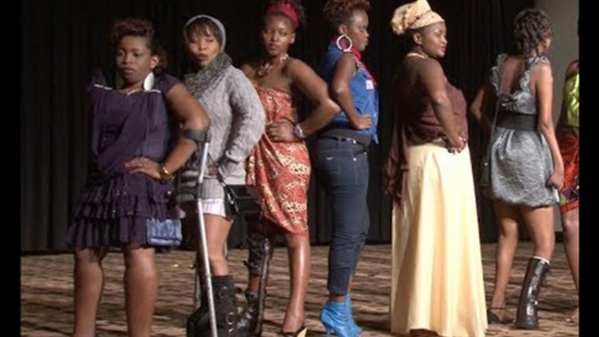 'Disability is not Inability' fashion show 2013. Courtesy.