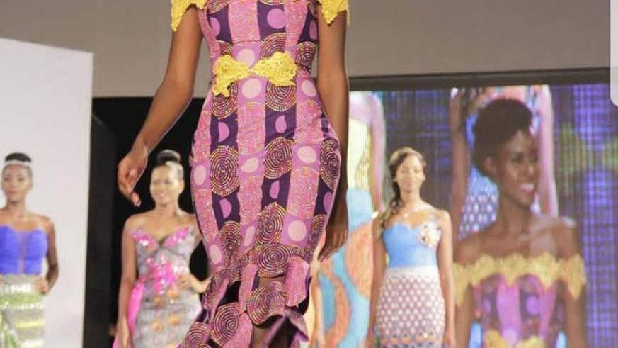 Muthoni has graced many fashion shows locally and internationally.