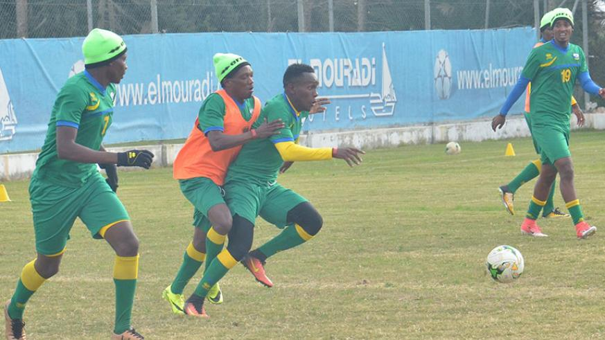 Rwanda is pooled in Group C alongside Libya, Nigeria and Equatorial Guinea. Group C matches will be played in Tangier. Courtesy
