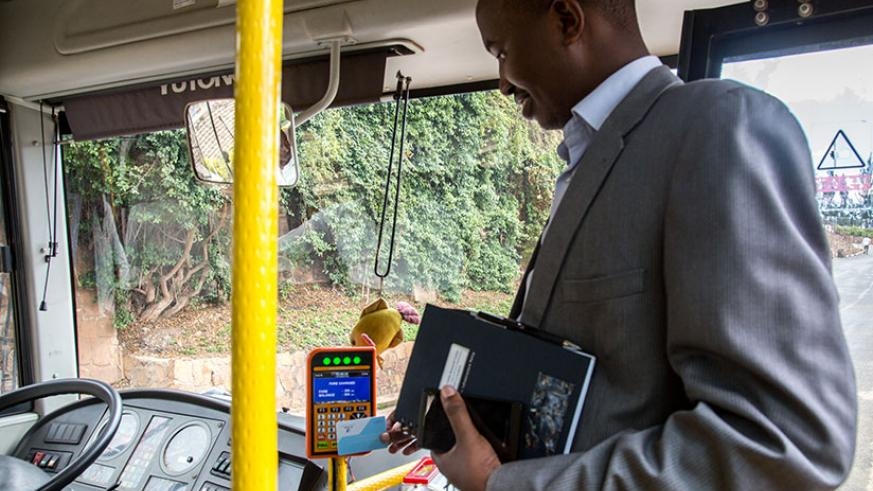 The public transport e-fare payment system developed by local tech firm, AC Group. The start-up has already attracted foreign funding. Firm's like AC Group can list on the RSE's al....
