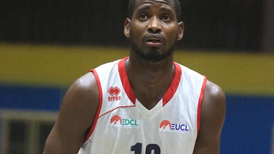 Olivier Shyaka led REG to victory with a game high 21 points and 10 rebounds against his former side on Thursday. S. Ngendahimana