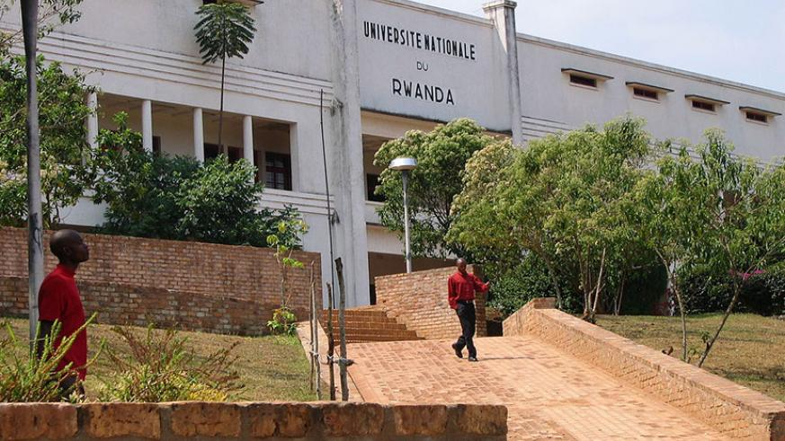 University of Rwanda's College of Social Sciences and Arts. The Southern province based campus had until recently nicknames for its various intakes. / Courtesy