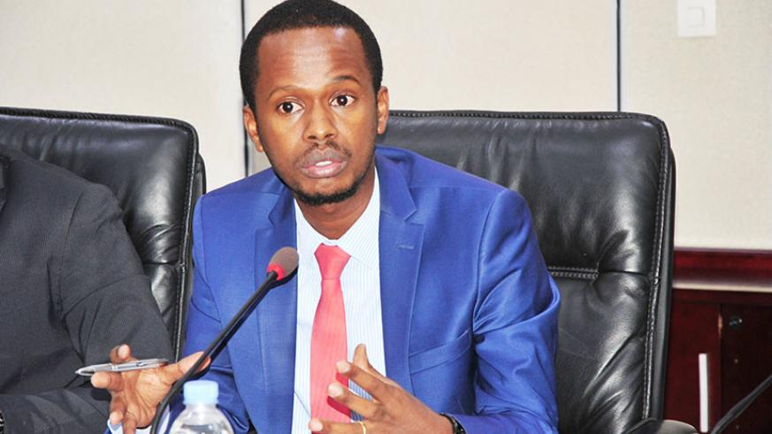 Eric Bundugu is the acting executive director of CMA, the organisers of the competition. / File