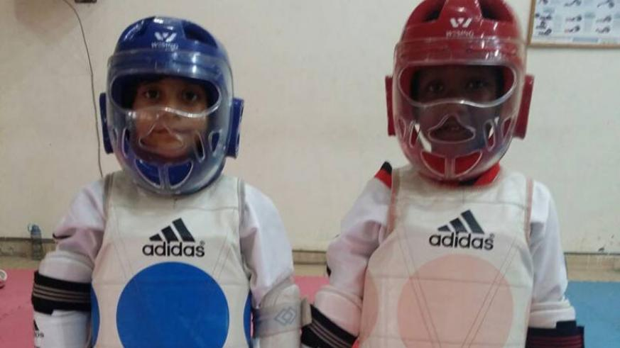 Participants in the tournament will be as young as 5-year olds. Richard Bishumba.
