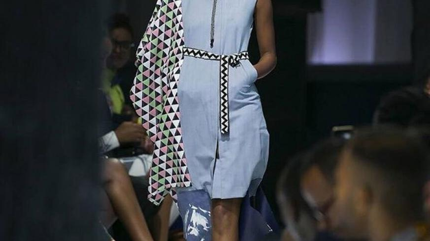 Ngamije has graced many runways in and out of the country. Courtesy photos