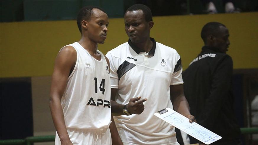 APR head coach Karim Nkusi said his troops are ready and prepared to fight for the crucial points. S. Ngendahimana