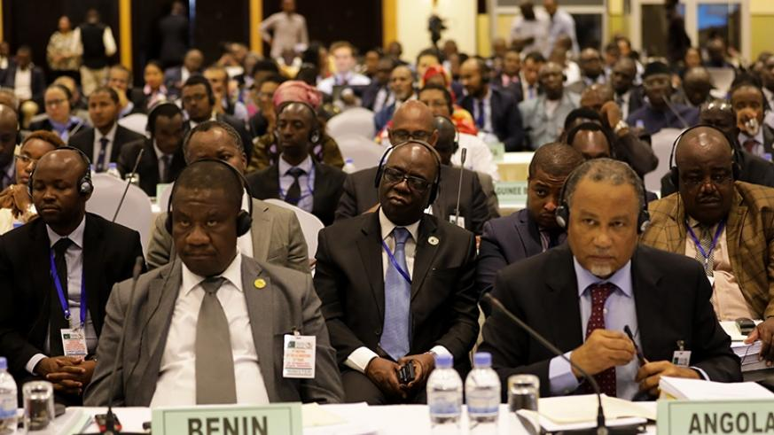 Ministers for trade from across the Africa convened in Kigali last week  to review the draft African Continental Free Trade Area (CFTA) Agreement ahead of its signing later this mo....