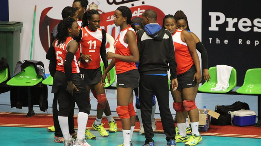 RRA will play against Egypt's Shams for 5 to 8 positions at 6pm (Rwandan time). Courtesy