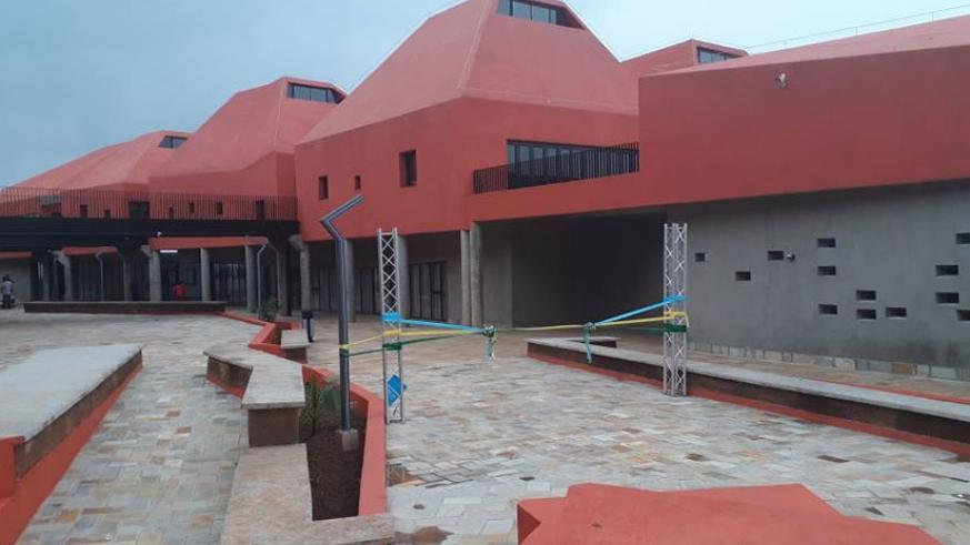The new  UR School of Architecture builiding. Courtesy.
