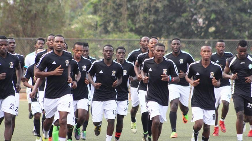 APR need to win the second leg by at least a two-goal margin in Kigali to be assured of a place in the next round.  Courtesy
