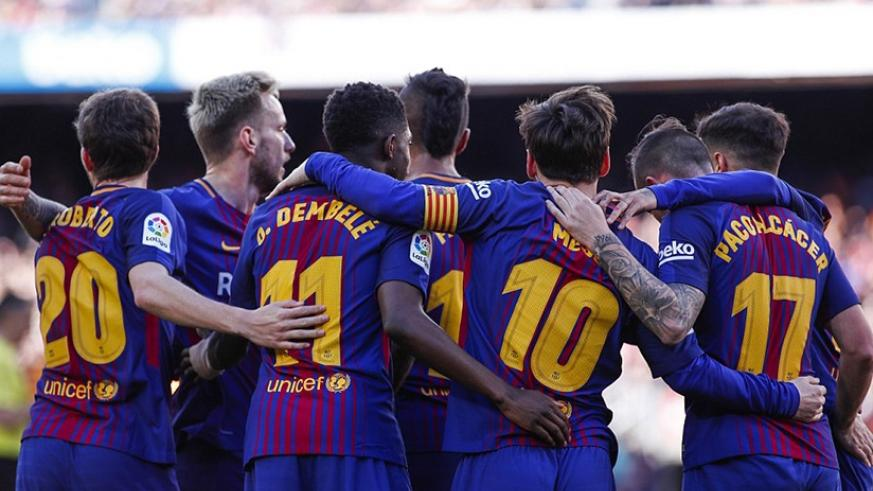 Barcelona merited their victory and it seems rather inevitable that they will be successful in winning La Liga this season. (Net photo)
