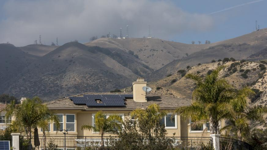 Solar panels may be a must for California's new homes