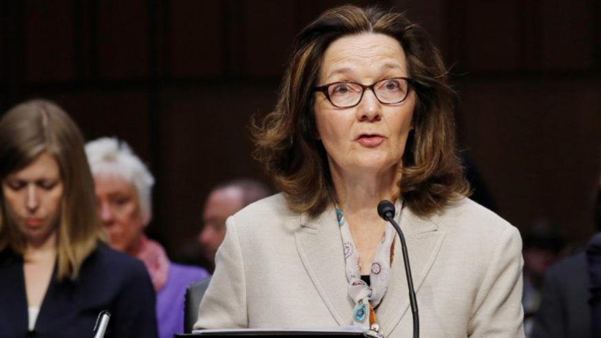 Gina Haspel gains support of Senate Intelligence Committee for CIA director confirmation