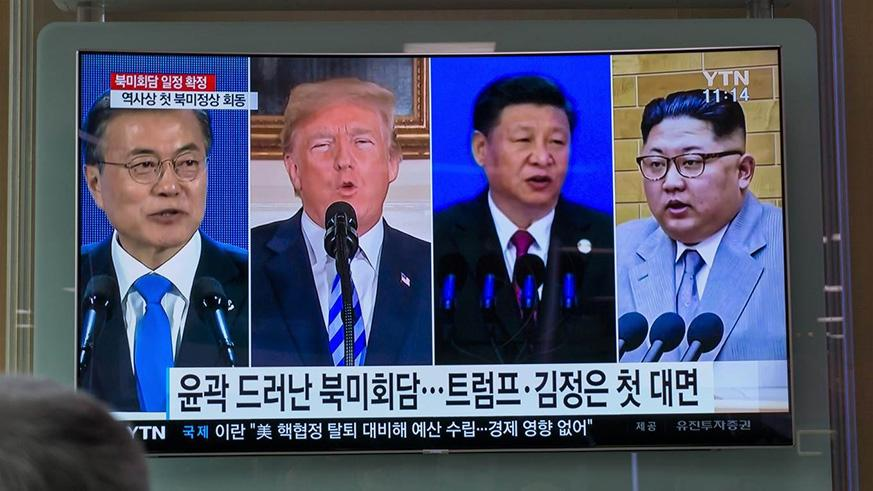 U.S.  officials hold talks with North Korea despite Trump-Kim summit uncertainty