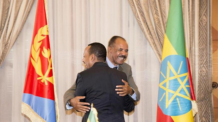 Ethiopia gets first Eritrea ambassador in 20 years