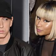 Eminem and Nicki Minaj. / Internet photo