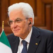 President Sergio Mattarella said he agreed to all the nominations - except that of finance minister. / Internet photo