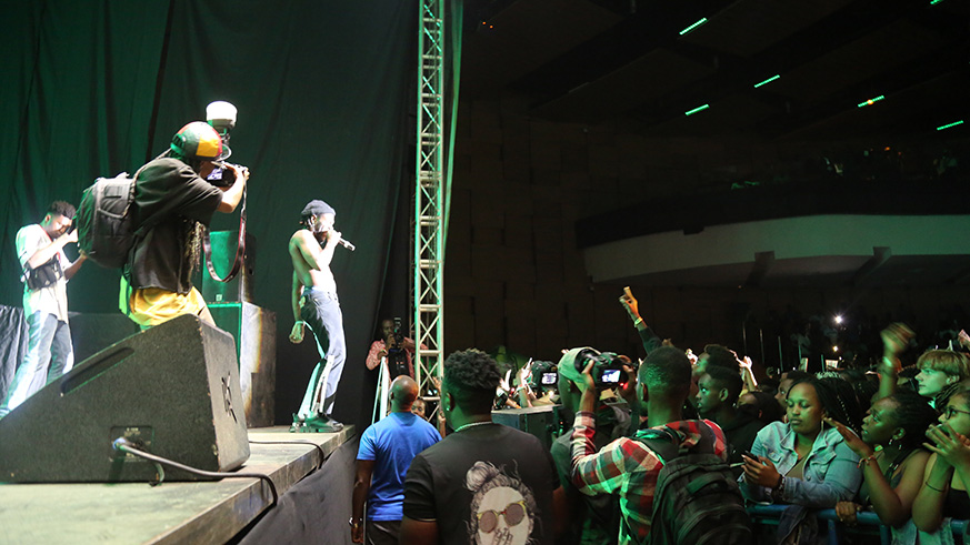 The Burna Boy Xperience that was | The New Times | Rwanda