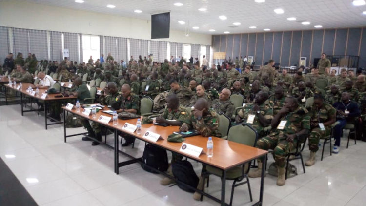 military exercise commences in Rwanda