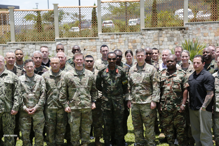 US/Africa military exercise due next week | The New Times