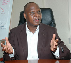 Charles Munyaneza - NEC Executive Secretary