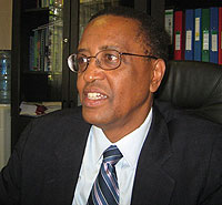 SIGNED; Prof. Silas Lwakabamba (File Photo)