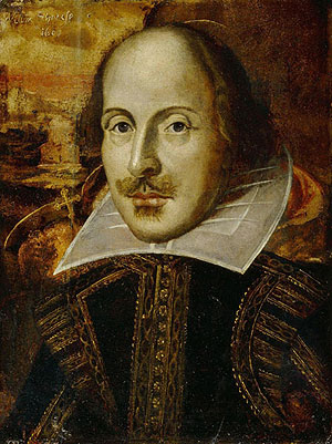 shakespeare is considered a great poet(Internet Photo)